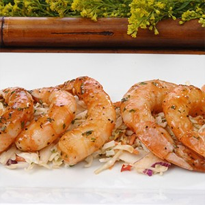 Barbecued Gulf Shrimp