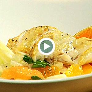 Gulf Grouper with Citrus Salad